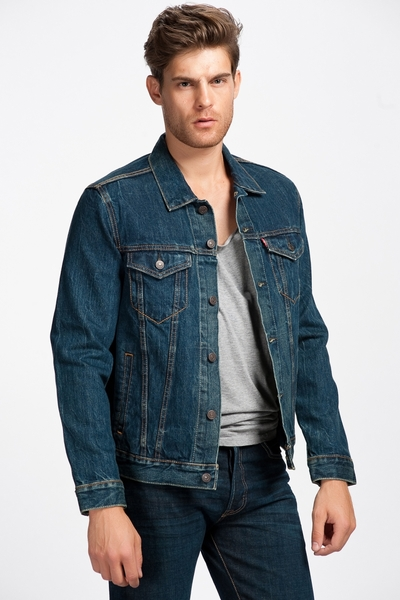 The Levi's Trucker Jacket