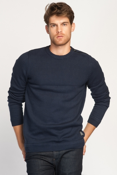 Jack & Jones Worker O-Neck Triko