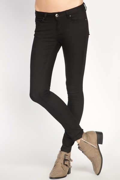 Narrow leg pants