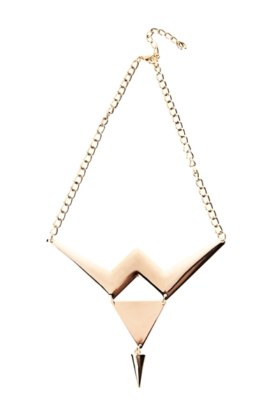 Modagra Pyramid Necklace