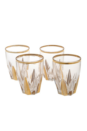 Vintage Glass Set