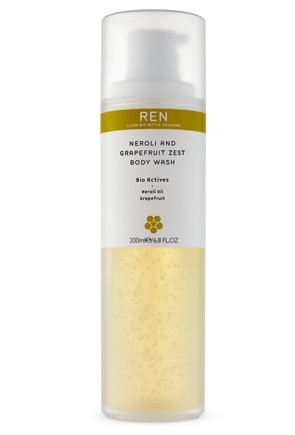 Ren Neroli & Grapefruit Zest Body Wash