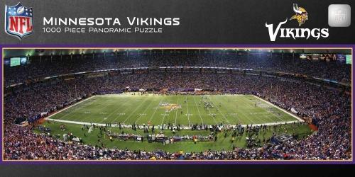 1000pc Minnesota Vikings