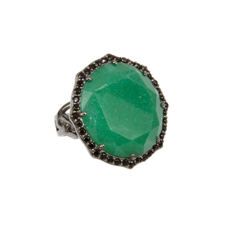 Opera Otta Ring in Aventurine