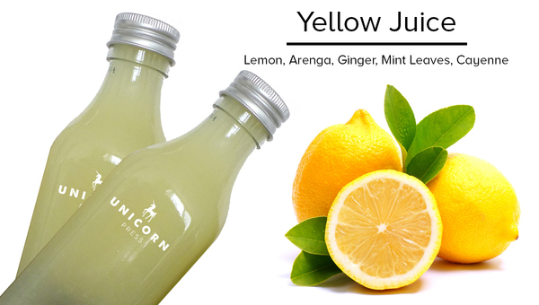 YELLOW JUICE [6 Bottles]