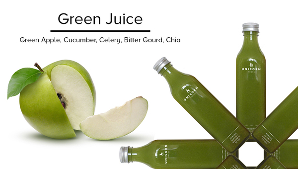 GREEN JUICE [6 Bottles]