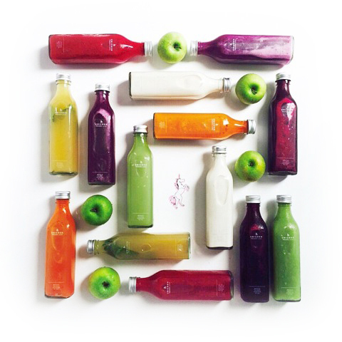 2 Day Rainbow Cleanse - 14 bottles