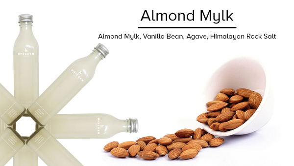 WHITE MYLK - Nutty [6 bottles]
