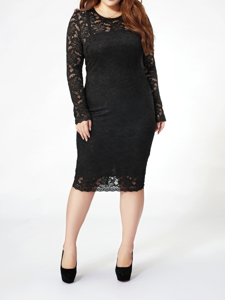 No. 1 LUNA Plus Size Dress