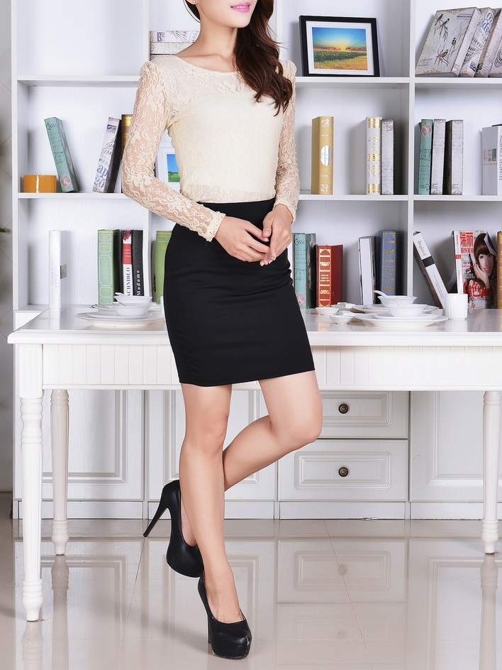 Suit Business Formal Skirt