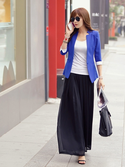 Holly Chiffon Maxi Skirt-Pants