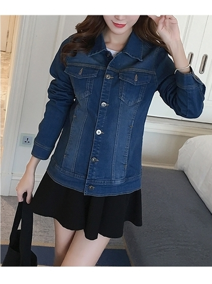 Essen Denim Jacket (EXTRA BIG!)
