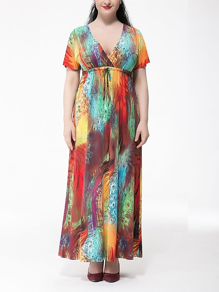 Mystica Maxi Dress (EXTRA BIG!)