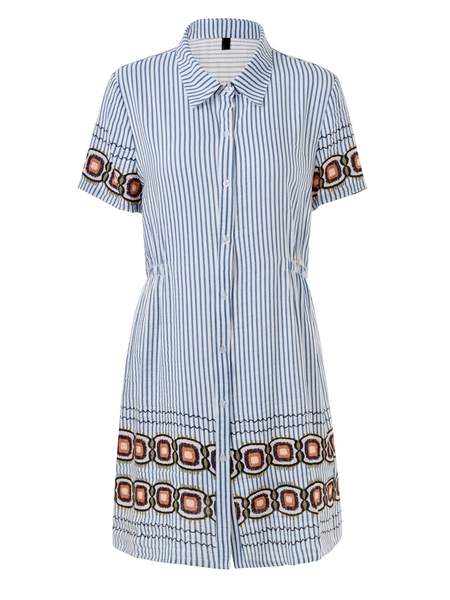 Penelope Shirt Dress [Ready Stock Available]