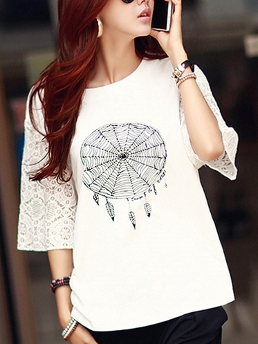 Dreamcatcher Blouse (M-XXXXXL)