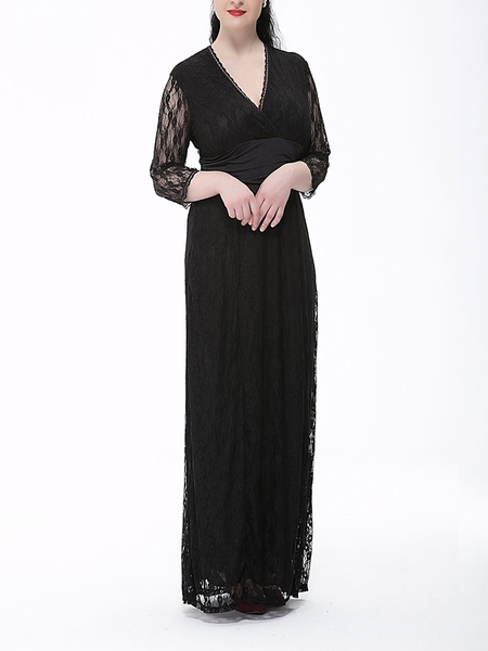 Larden Evening Maxi Dress (EXTRA BIG)
