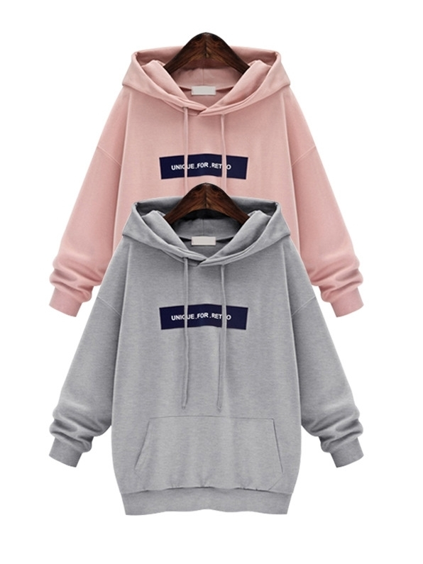 Unique Hoody Pullover Sweater