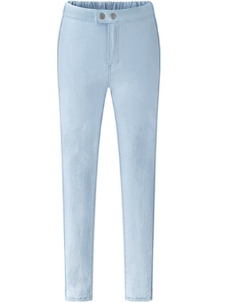 Pastel Basic Skinny Pants