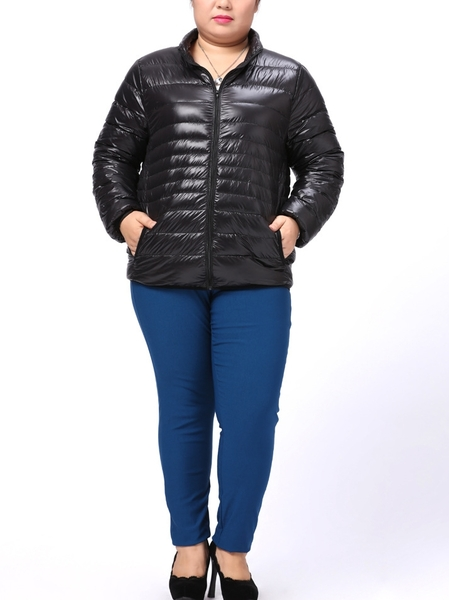 Lightweight Down Winter Jacket (EXTRA BIG SIZE!)