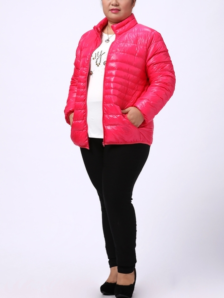 Lightweight Down Winter Jacket (EXTRA BIG SIZE!) (2 Colour)