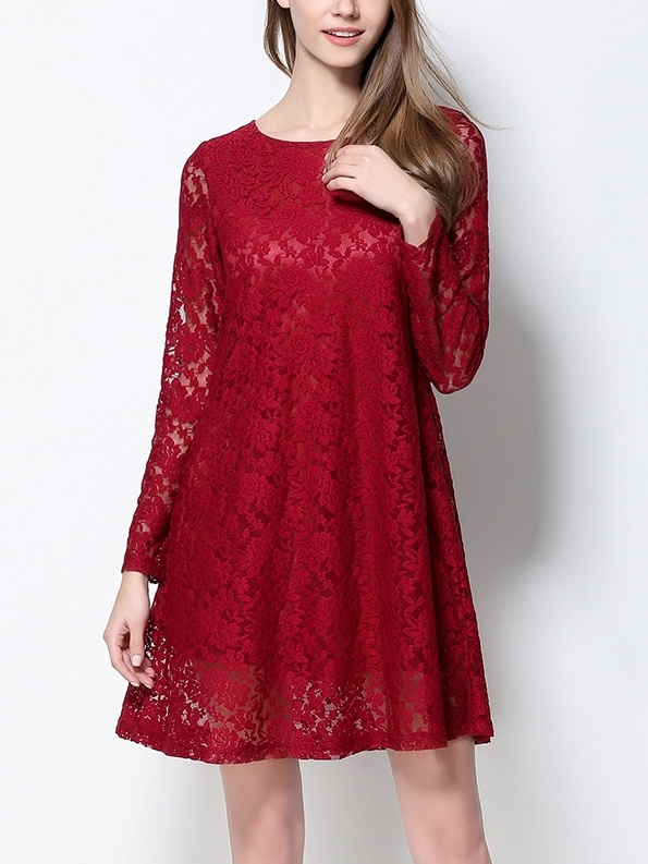 Pasere Lace Dress (3 Colours)
