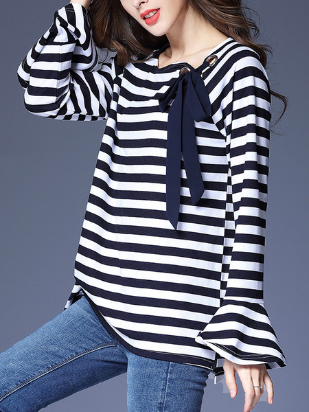 Salore Stripe Top