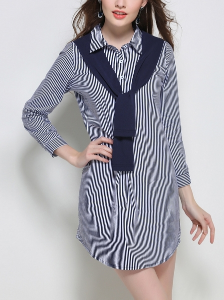 Lache 2 Piece Shirt Dress