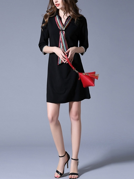 (Ready Stock Black XL *1) Raine Dress