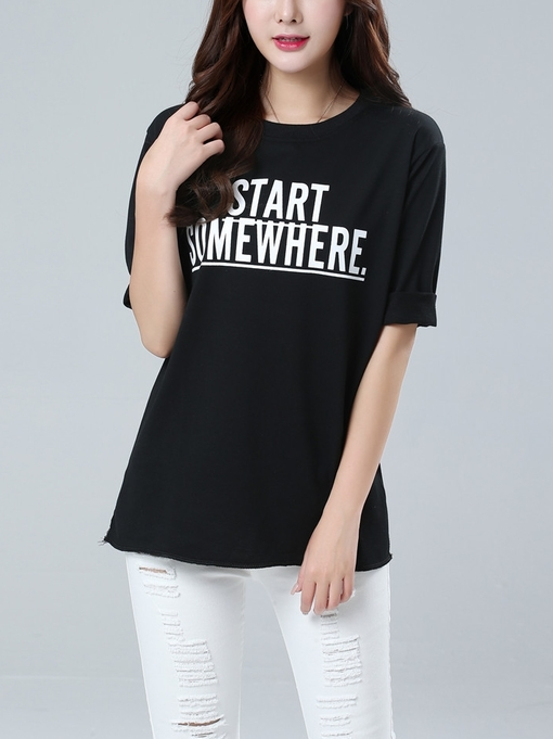 (Ready Stock Black 2XL *1) Start Top