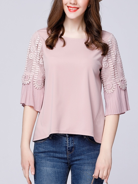 Alyana Lace Blouse