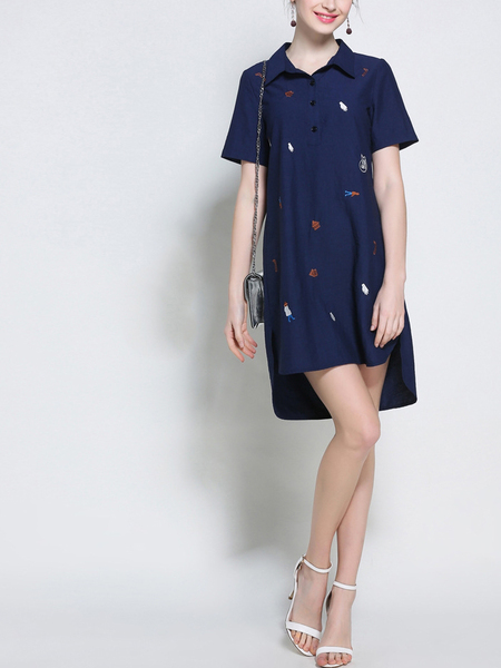 Karine Shirt Dress