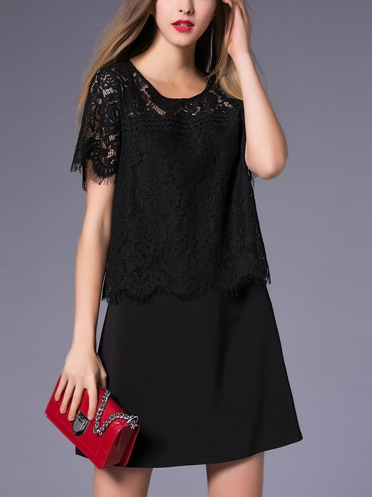 Nasya Lace Dress