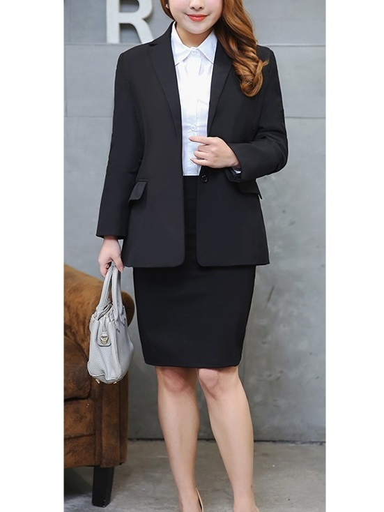 Halle Formal Blazer (EXTRA BIG SIZE!)