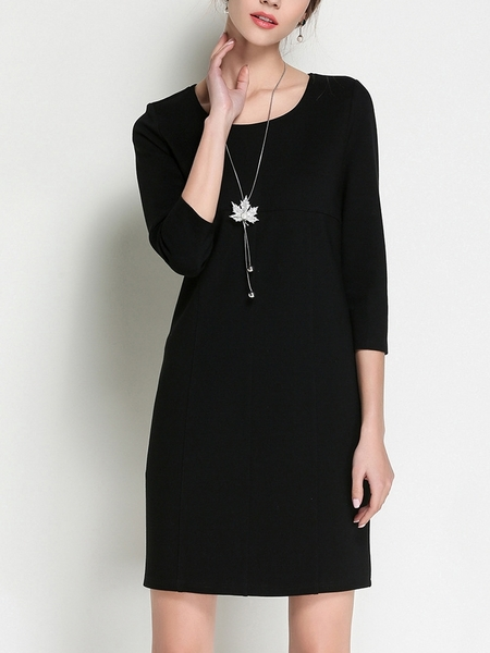 Herr Essential Shift Dress