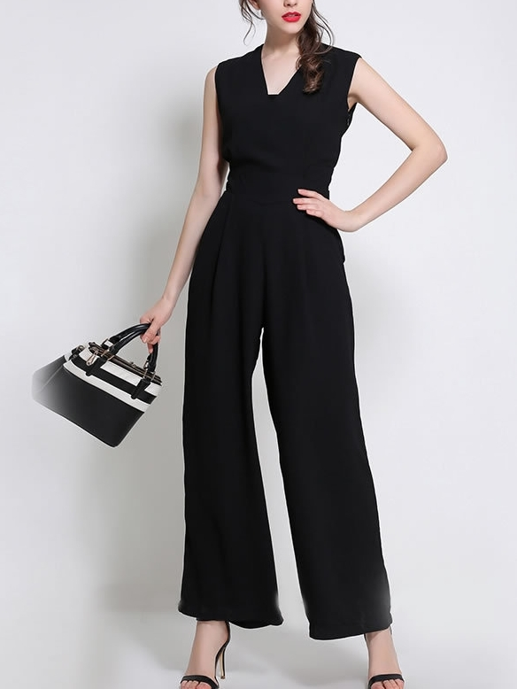 Edena Power Jumpsuit Romper