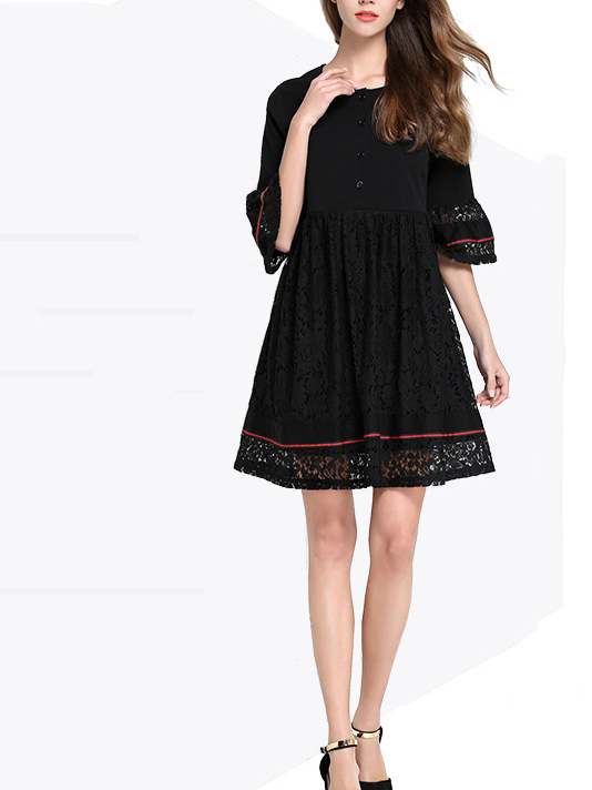 Rocha Lace Dress
