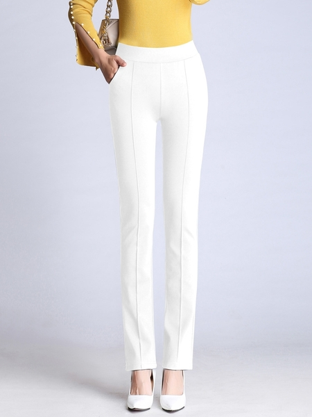 Eeden Panel Slim Pants (EXTRA BIG SIZE!)