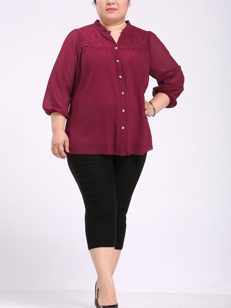 Erdinne Pintuck Shirt Blouse