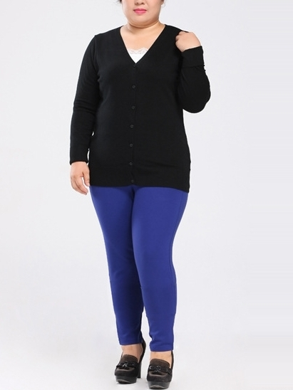 Leah Essential Cardigan (EXTRA BIG SIZE)
