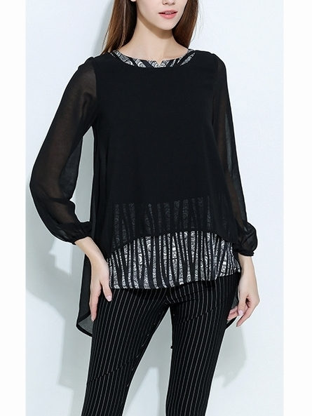 Emme Layer Blouse