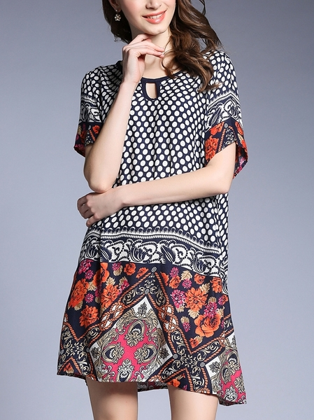 Airlea Printed Dress
