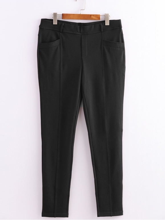 Eugenia Stretch Slimming Skinny Pants (EXTRA BIG SIZE)
