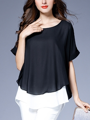 Lika Chiffon Layer Blouse