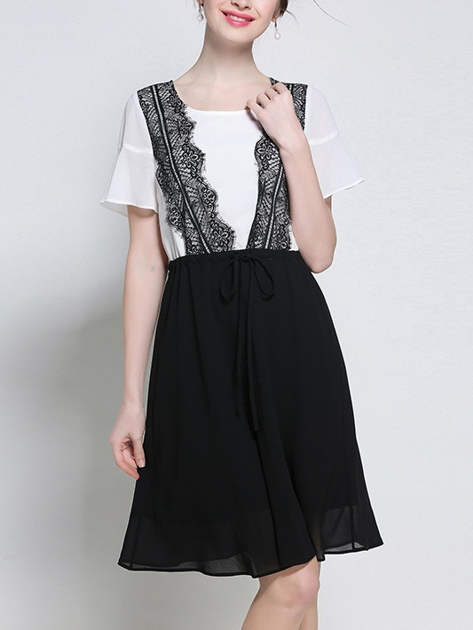 Kahli Monochrome Dress