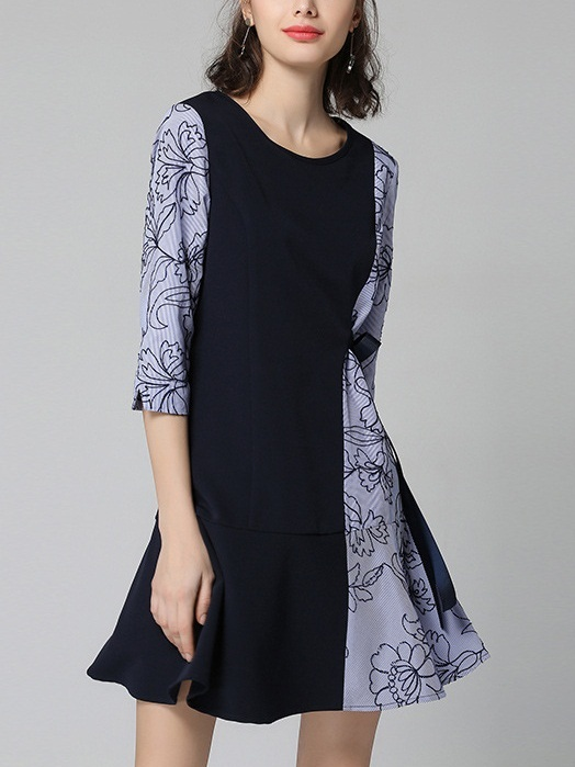 Katell Flora Layer Dress