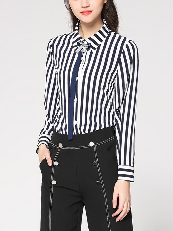 Kerrstin Stripe Shirt