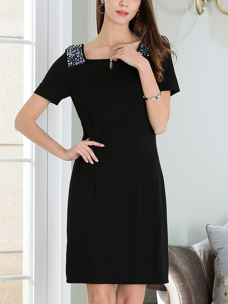 Leisel Gems Little Black Dress