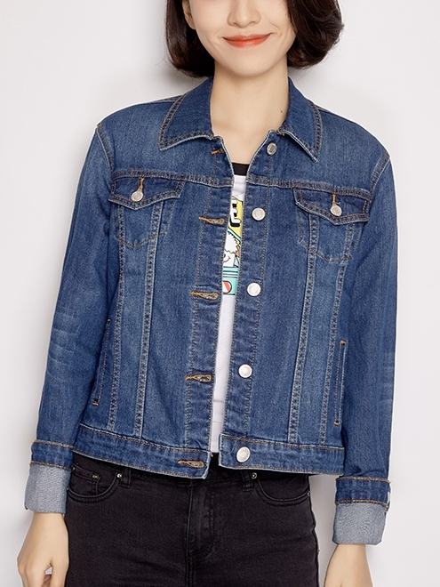 Premium Denim Jacket