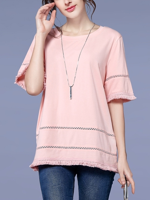 Azurine Knit Top