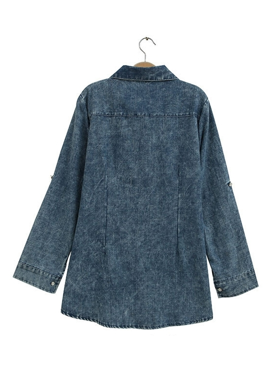 Denim L/s Shirt